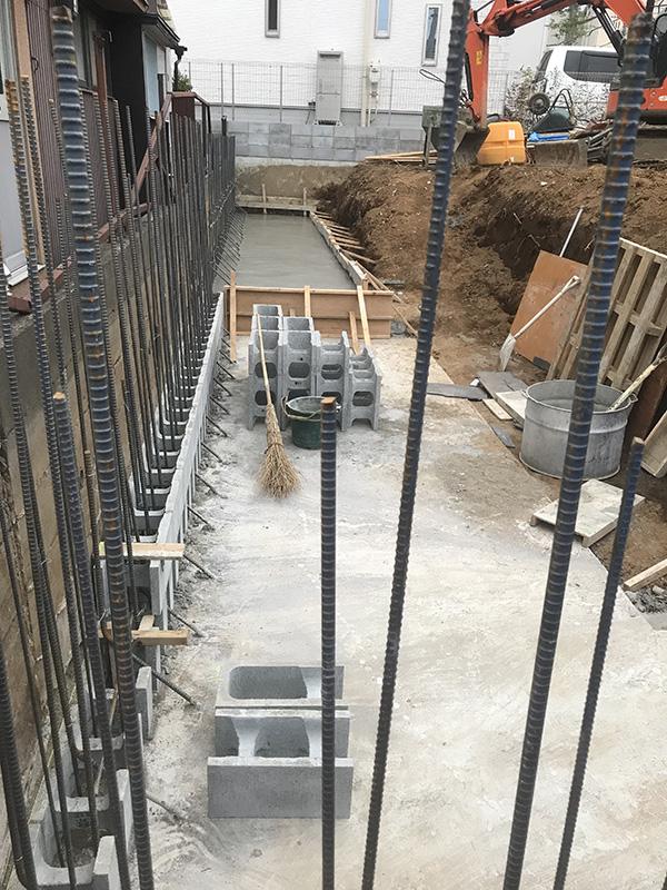 6月の工事の状況の画像