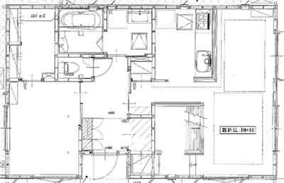 二世帯住宅1階